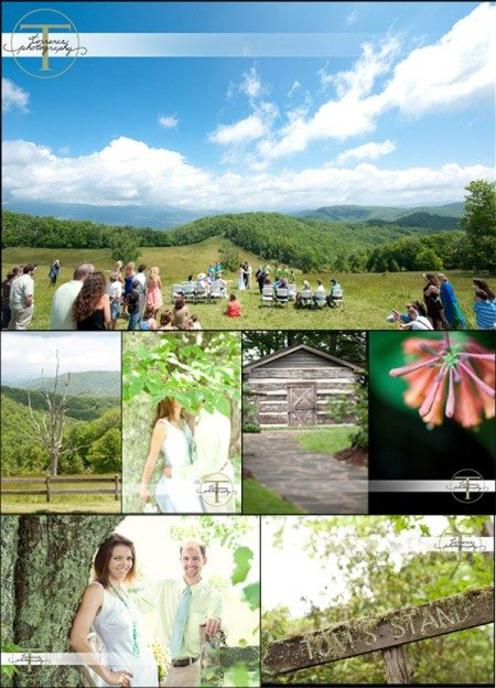 A DIY Wedding at Cataloochee Ranch