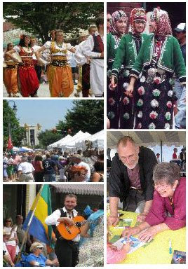Saturday is the 25th Annual International Festival Day Celebration!