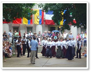 Folkmoot USA, The State International Festival of North Carolina