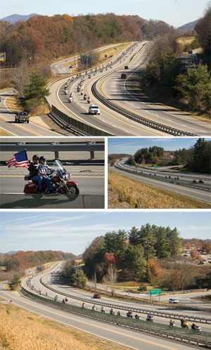 Toys for Tots – Toy Run 2010