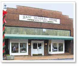 Mast General Store – Part II