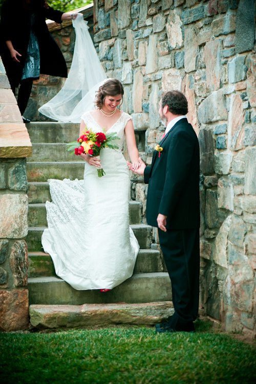 Real Wedding With Amber And Adam At Castle Ladyhawke