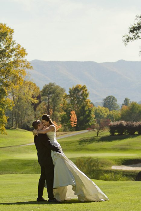 Fabulous photography by sarah rominger at laurel ridge country club waynesville nc