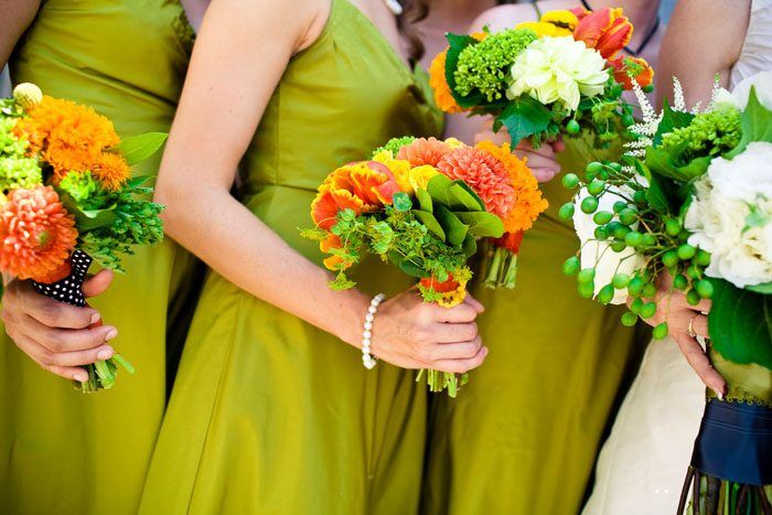 What do you think of these 2013 Wedding Color Trends?