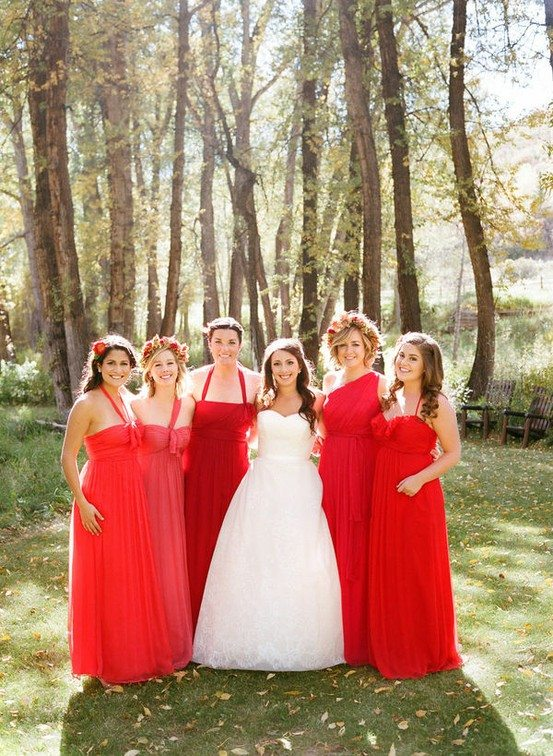 What Do You Think Of These 2013 Wedding Color Trends