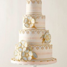 America's Most Beautiful Cakes – Brides Magazine