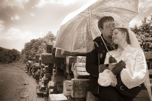 steam-punk-railroad-wedding
