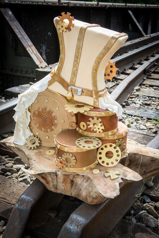 steam-punk-weddng-cake-asheville-nc