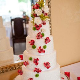 Wedding cake pricing explained!  A little help with your wedding planning.