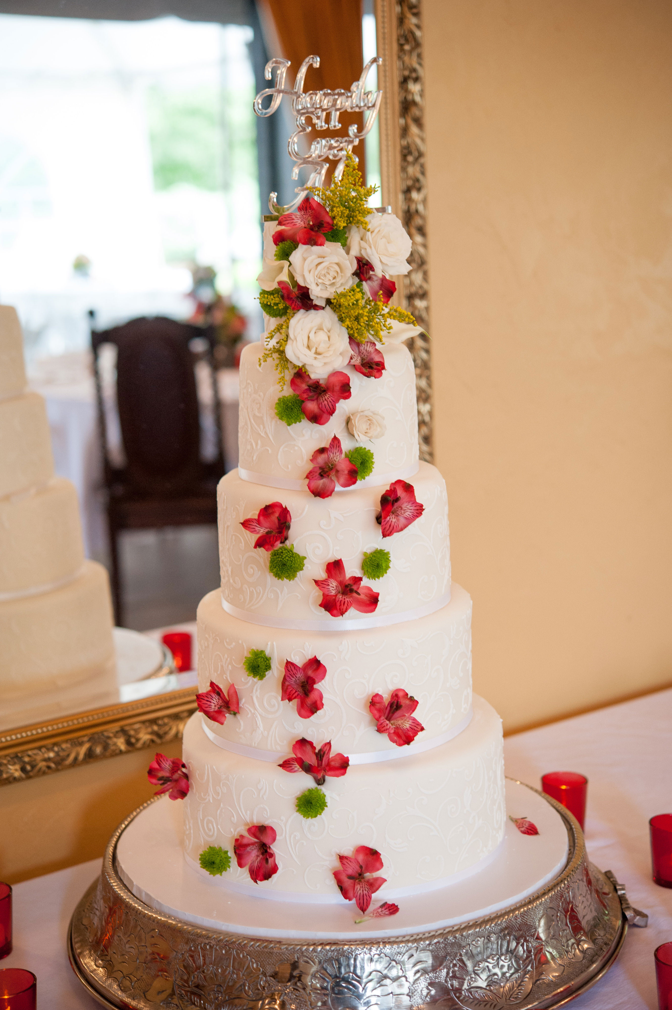 Wedding Cake Pricing Explained A Little Help With Your Wedding Planning O Just Simply
