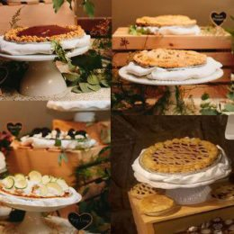 Now taking orders for Pies for the holiday!