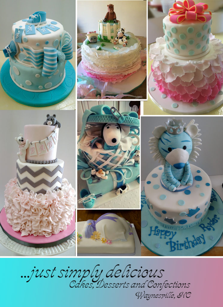 Yes We Bake Baby Shower And Gender Reveal Cakes Just Simply
