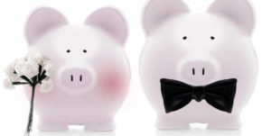 A wedding costs more than you think. This will give you a sample budget.