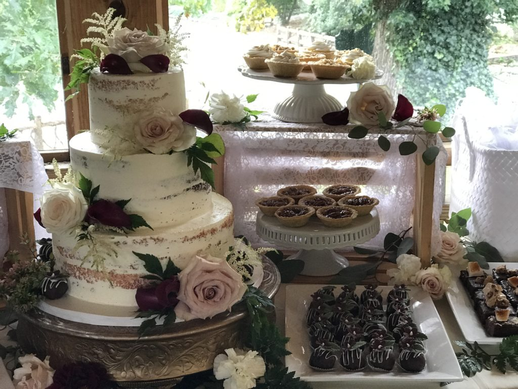 Our Wedding Cake Tastings Are Complimentary With Up To Four Guests We Consider Asheville Local And The Delivery Setup Charges Minimal